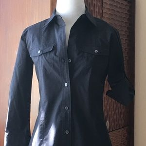 Collared, Button Up Shirt